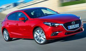 Mazda 3 Facelift (2017)
