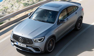 Mercedes-AMG GLC 63 Coupé Facelift (2019)