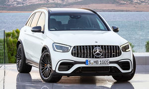 Mercedes-AMG GLC 63 Facelift (2019)