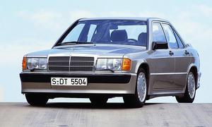 Mercedes 190 E 2.3-16: Classic Cars