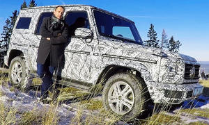 Mercedes G-Klasse 2. Generation (2018) Video