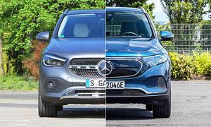 Mercedes GLA/Mercedes EQA