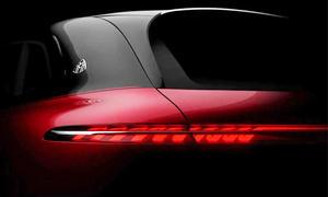 Mercedes Maybach EQS SUV