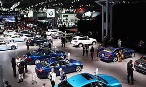 New York Auto Show 2019
