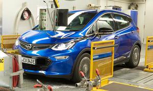 Opel Ampera-e: Reichweite getestet
