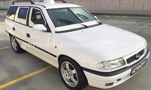 Opel Astra F von German Armouring