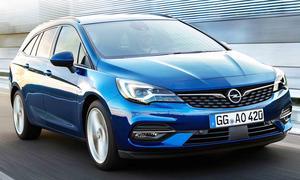 Opel Astra Sports Tourer Facelift (2019)