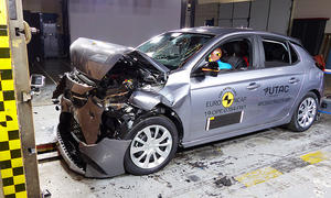 Opel Corsa F (2019) im Crashtest