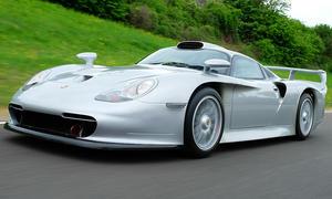 Porsche 911 GT 1 (1997)
