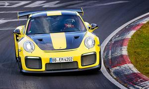 Porsche 911 GT2 RS Rekord
