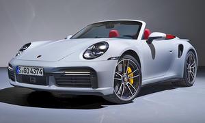 Porsche 911 Turbo S Cabrio (2020)