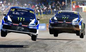 Rallycross Höljes
