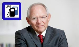 Schäuble will Steuervorteile für Autogas streichen