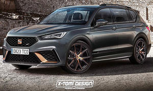 Seat Tarraco Cupra R: Illustration
