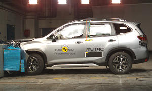 Subaru Forester (2019) im Crashtest