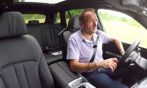 BMW X5 Fahrbericht