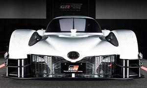 Toyota Gazoo Racing GR Super Sport Concept (2018)