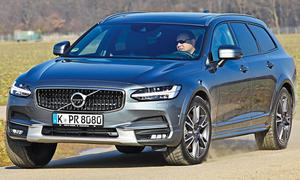 Der Volvo V90 Cross Country im Einzeltest
