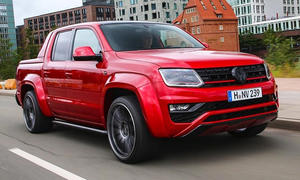 VW Amarok: 350 PS Tuning
