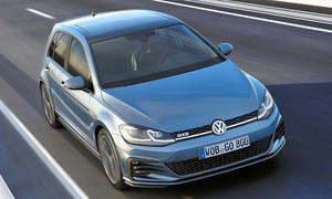 VW Golf 7 GTD Facelift (2017)