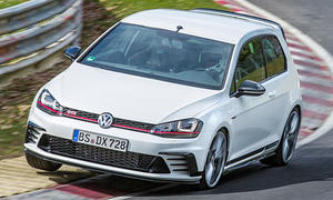 VW Golf 7 GTI Clubsport S