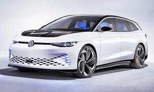 VW ID. Space Vizzion (2021)