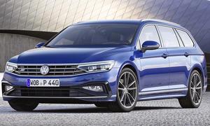 VW Passat Variant Facelift (2019)
