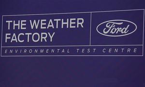 Ford Klima-Testzentrum