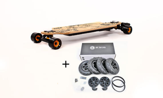 Evolve GT Bamboo All-Terrain