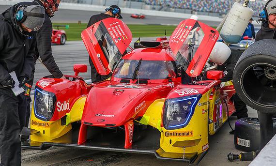 24-h-Rennen Daytona 2018