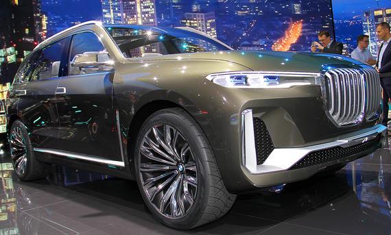 BMW X7 iPerformance Concept (2018)