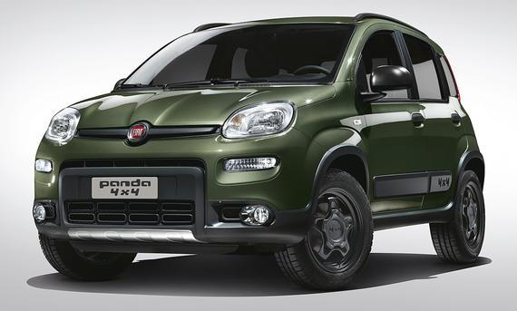 Fiat Panda 4x4 Wild (2017)