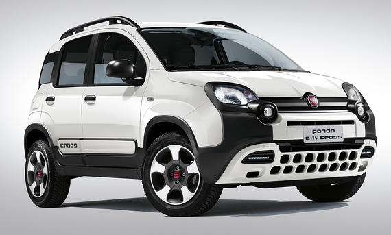 Fiat Panda City Cross (2017)