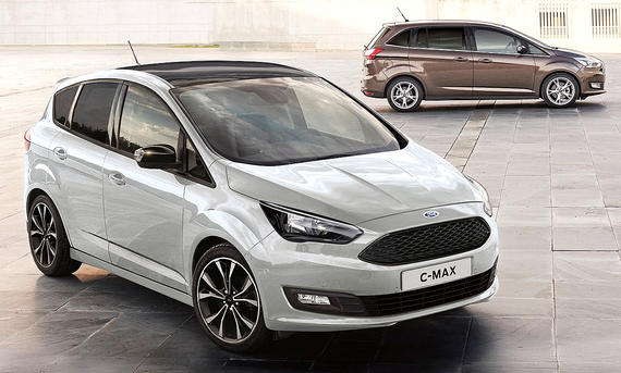 Ford C-Max Sport (2018)