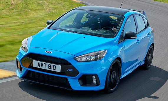 "Ford Focus RS ""Blue & Black"""