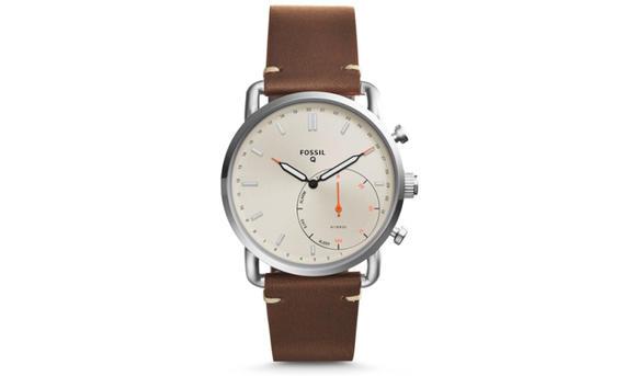 2 Herren-Hybrid-Smartwatches von Fossil