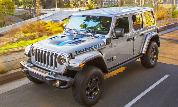 Jeep Wrangler Rubicon (2020)