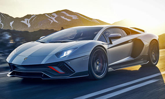 Lamborghini Aventador LP 780-4 Ultimae (2021)