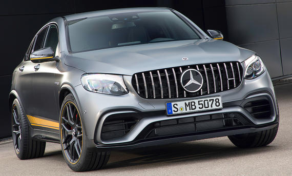 Mercedes-AMG GLC 63 (S) Edition 1
