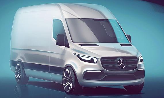 Mercedes Sprinter (2018)