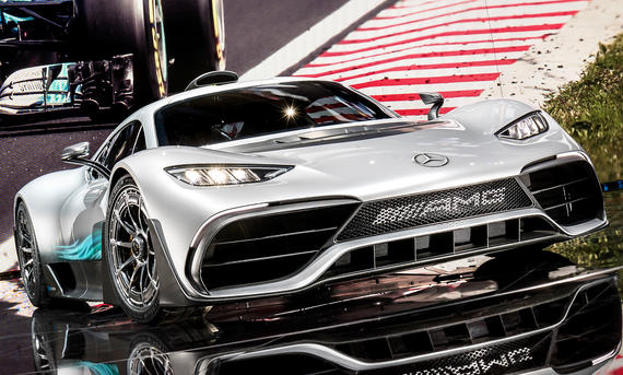 Mercedes-AMG Project One (2017)