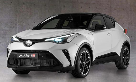 Toyota C-HR GR Sport (2021)