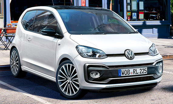 VW Up Facelift R-Line (2018)