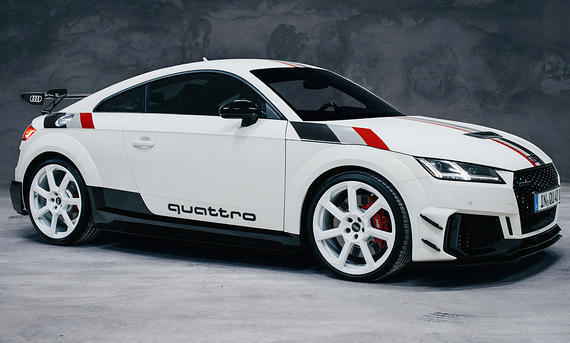 Audi TT RS 40 Jahre quattro (2020)