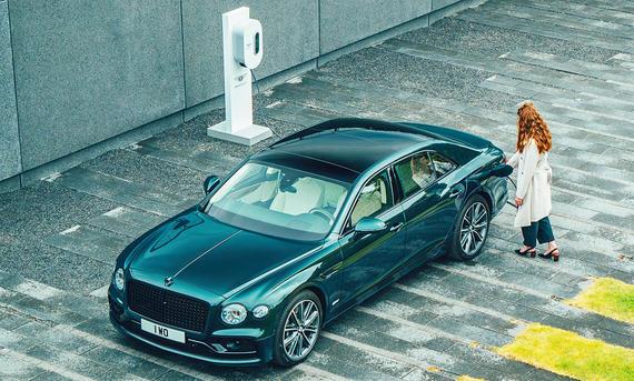 Bentley Flying Spur Hybrid (2021)