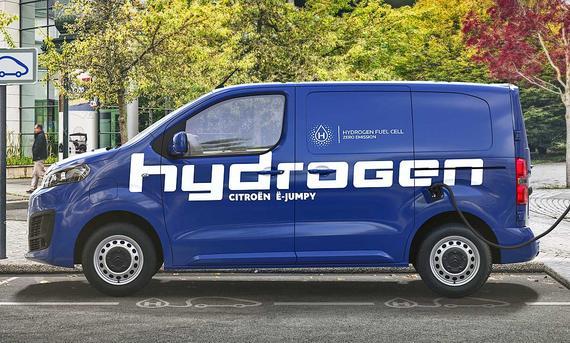 Citroën ë-Jumpy Hydrogen (2021)