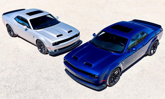 Dodge Challenger SRT Hellcat Redeye (2018)