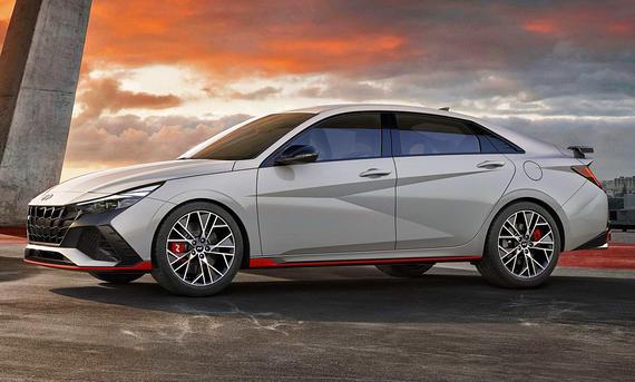 Hyundai Elantra N (2021)