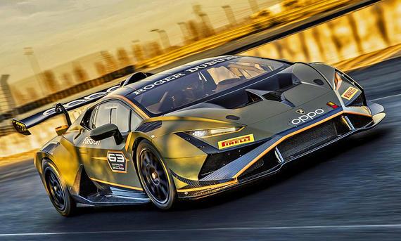 Lamborghini Huracán Super Trofeo EVO2 (2021)