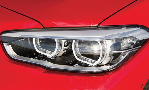 Lichttest Service Ratgeber BMW 1er LED Vergleich